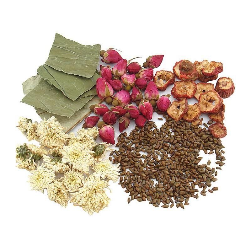 Tisane cholestérol/hypertension