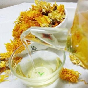 Fleur de souci officinal (Calendula officinalis)