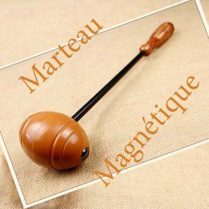 Marteau avec perle magnétique