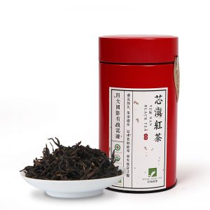 Thé noir Dian Hong du Yunnan