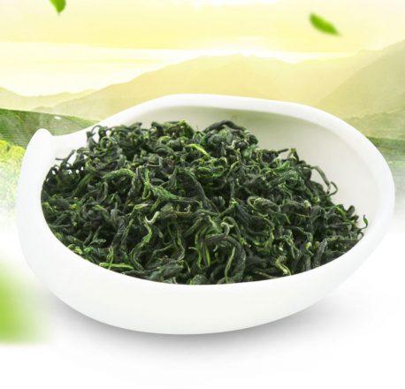 Thé vert bio séché