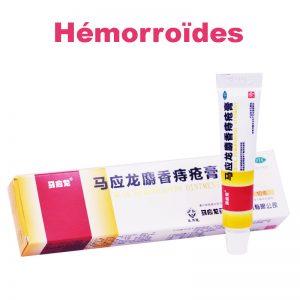 Pommade hémorroïdes